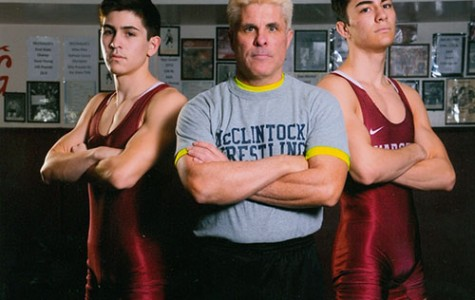 Wrestling crushes state competition