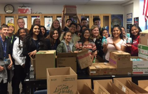 Key Club works to create happy Christmas for kids