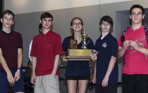 Chess ties for State Championship, takes 2nd in tie-breaker