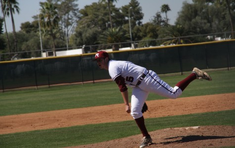 Varsity baseball strikes out Marcos de Niza