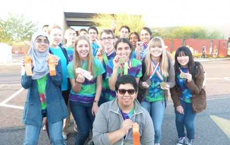Science Olympiad takes 7th at competition