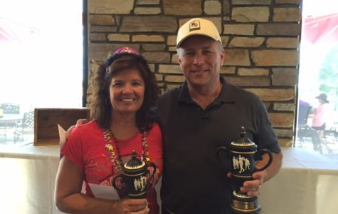 Faculty Golf tournament honors Hoffland, Edwards