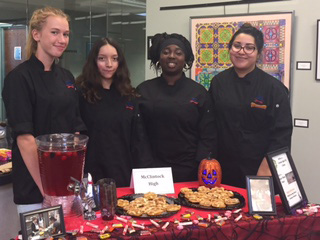 Culinary program shines at Industry Cookie Contest