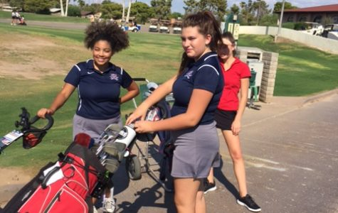 Girls Golf nears end of season