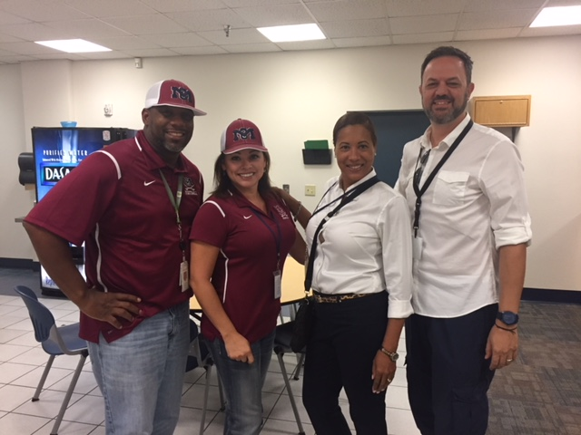 Administration celebrates twin day