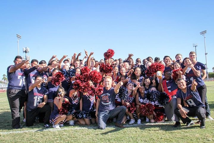 Homecoming kicks off with Channel 10 news