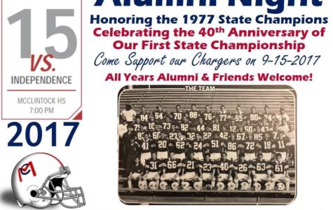Alumni Night honors first state champs
