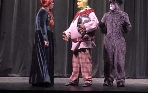 Shrek takes stage in February