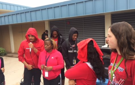 SDU/BSU hosts unity activity at lunch