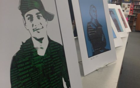 ELL, Graphic arts combine for creative presentation