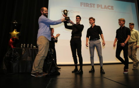McClintock students take top honors at district film festival