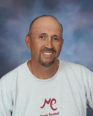 Coach Harold Bull.