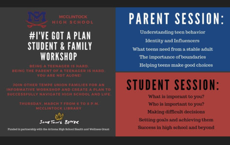 Student Parent workshop offered to help student success