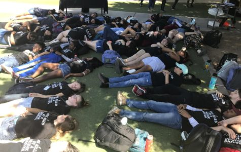 SADD club hosts annual Dead Day demonstration