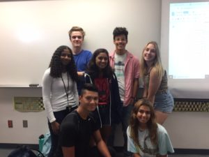 Meet your Student Council officers for 2019-20 school year