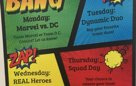 Blog:  Homecoming Spirit days