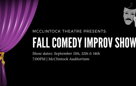 McClintock comedians take the stage in first performance