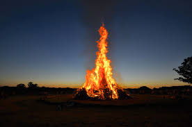 MHS Bonfire this Wednesday