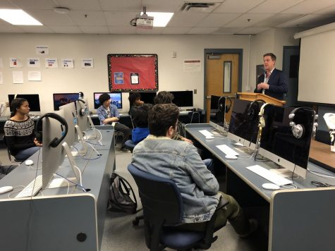 McClintocks help with News Literacy Week