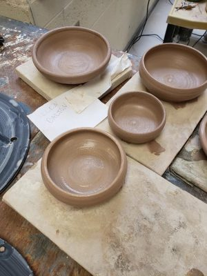 McClintock students, faculty, alumni create bowls for annual Tempe Empty Bowls