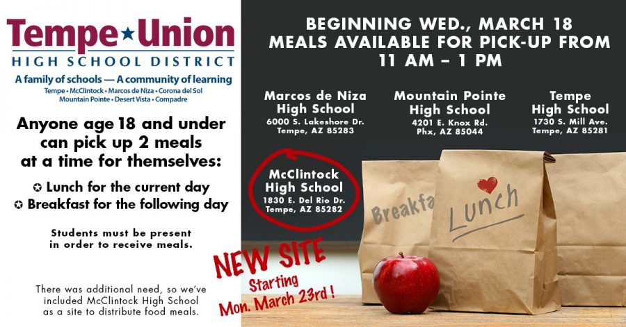 Meals+available+at+McClintock+starting+Monday