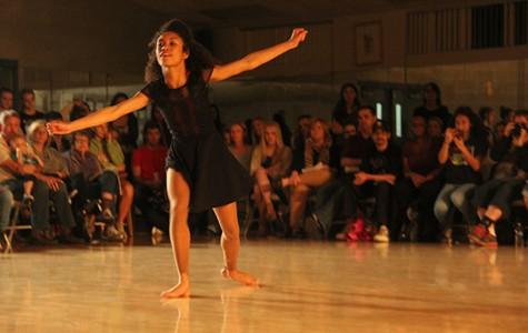 Seniors say goodbye at dance concert